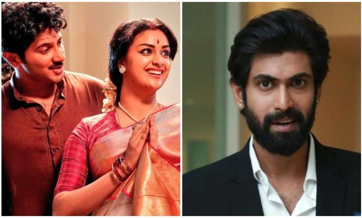 Mahanati: Rana Daggubati is all praise for Keerthy Suresh