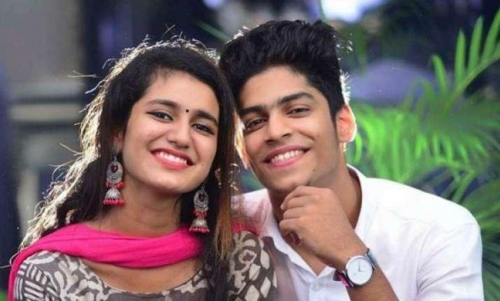 Priya Prakash Varrier birthday wish for Roshan