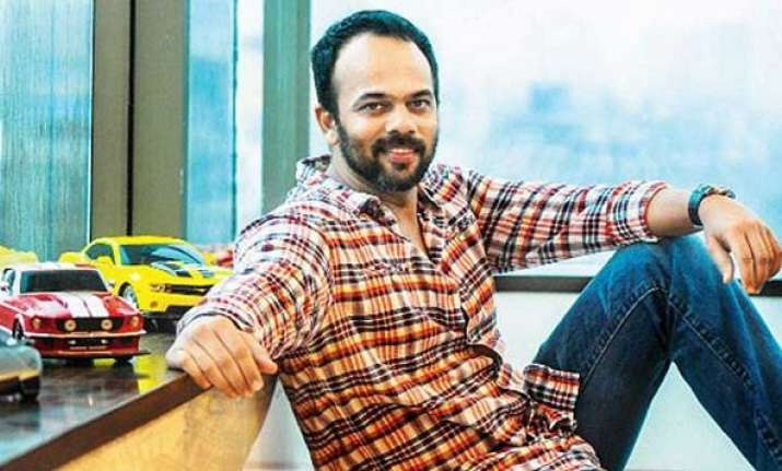 Rohit Shetty reveals he's scared of directing small