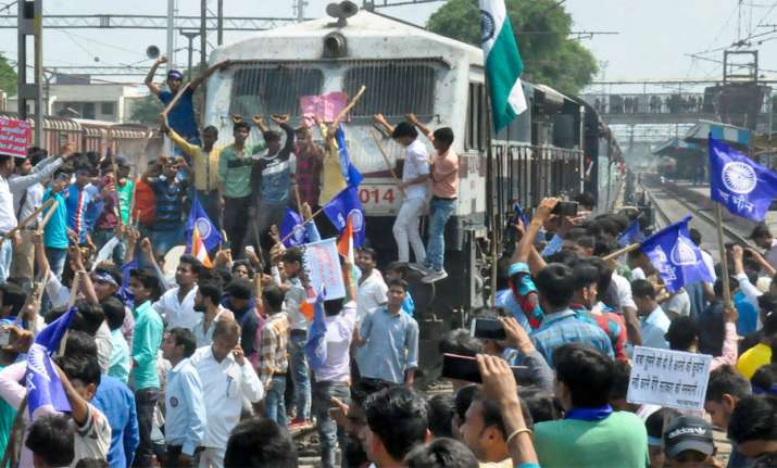 Bharat Bandh was called on April 2 against SC/ST Act ruling