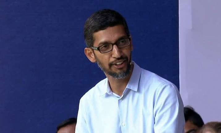 Sundar Pichai has confirmed that Google won't deploy
