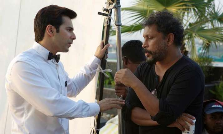 There was something pure about Varun Dhawan, says October