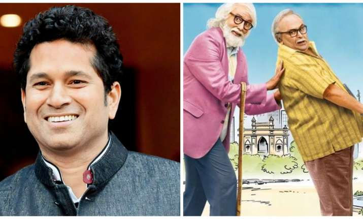 Sachin is impressed with Big B and Rishi Kapoor's