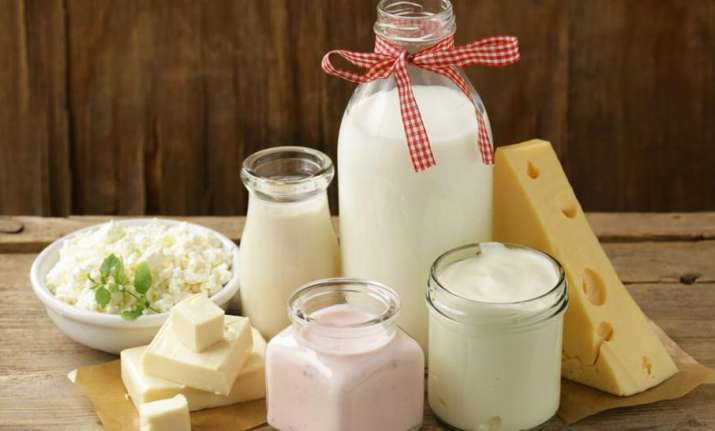 Milk, dairy products not responsible for childhood obesity: