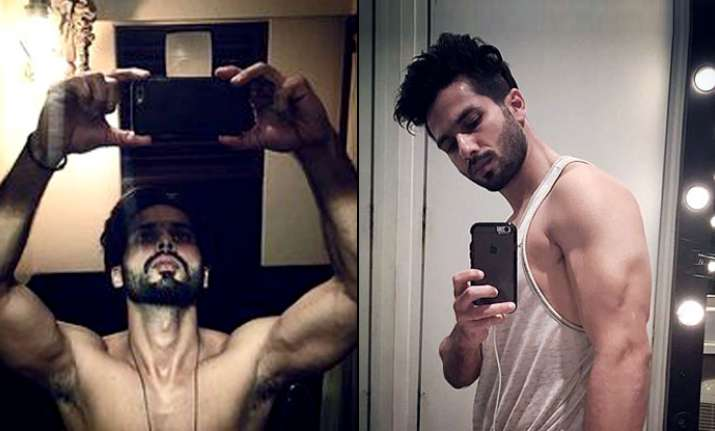 Shahid Kapoor: Connect with deep inside to stay fit