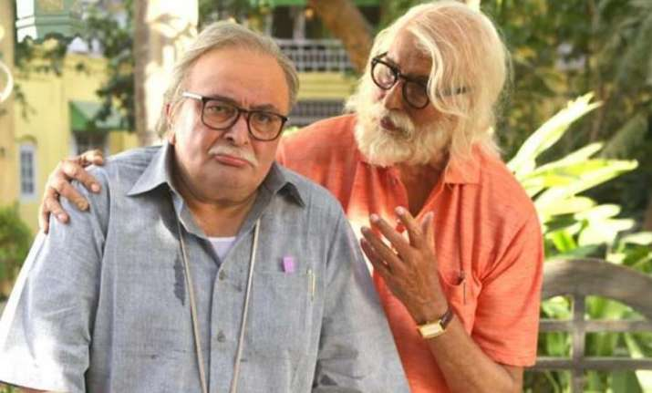 102 Not Out box-office collection: Big B, Rishi Kapoor's