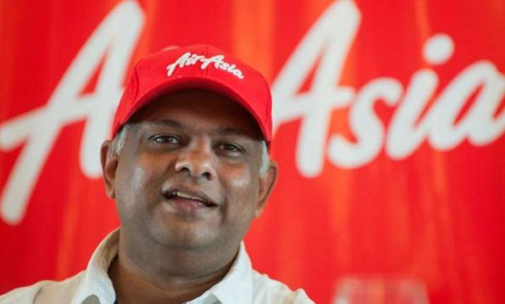 Air Asia Group CEO Tony Fernandes