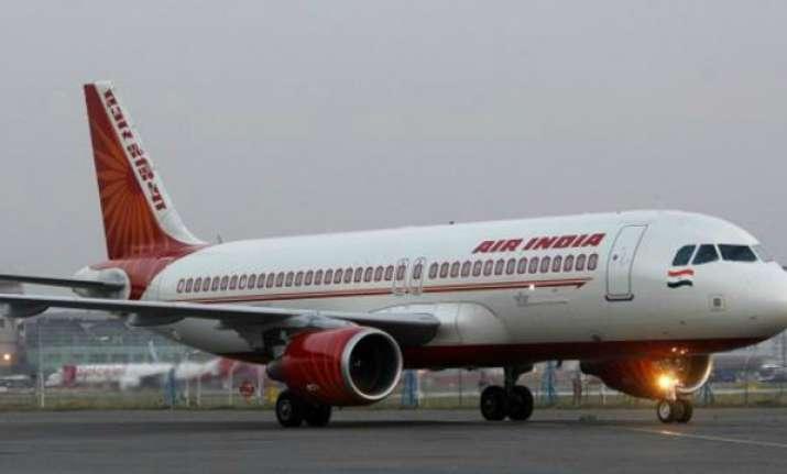 An Air India plane- File photo