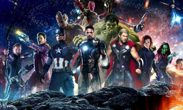 Avengers: Infinity War crosses 100 crore mark In India