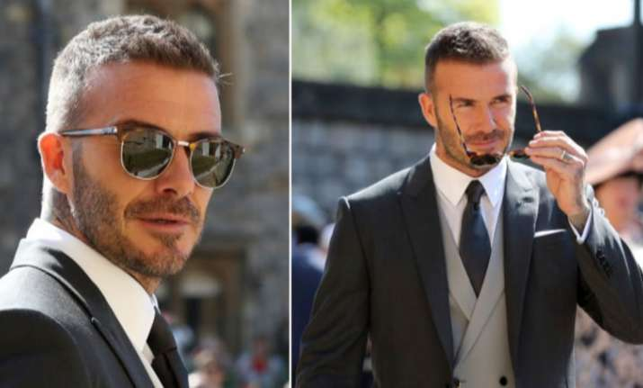 In pics  This is how David Beckham broke the Internet with his ... cf8e3244b91