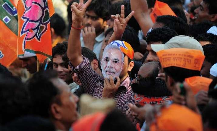 With 274 seats in hand, BJP enjoyed 50.83% majority in Lok