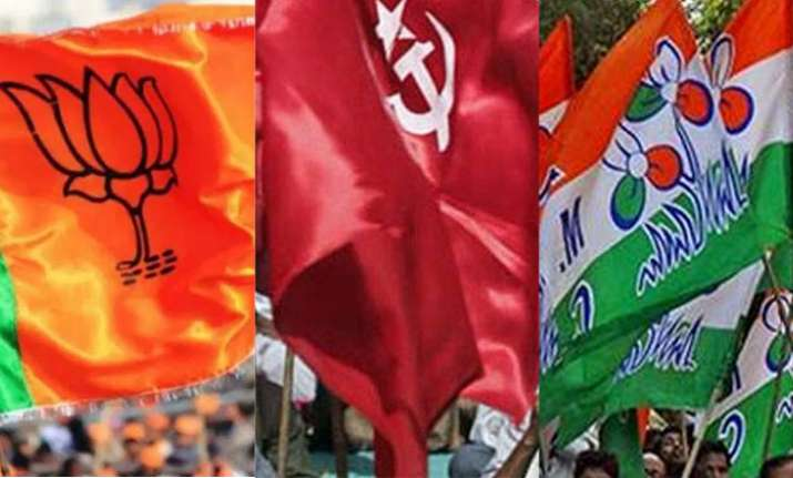 Stage Set For West Bengal Panchayat Polls On Monday Massive