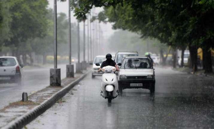 Thunderstorm LIVE updates: Heavy rainfall hits Chandigarh