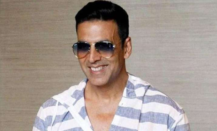Here's how Akshay Kumar celebrated Maharashtra Day, see