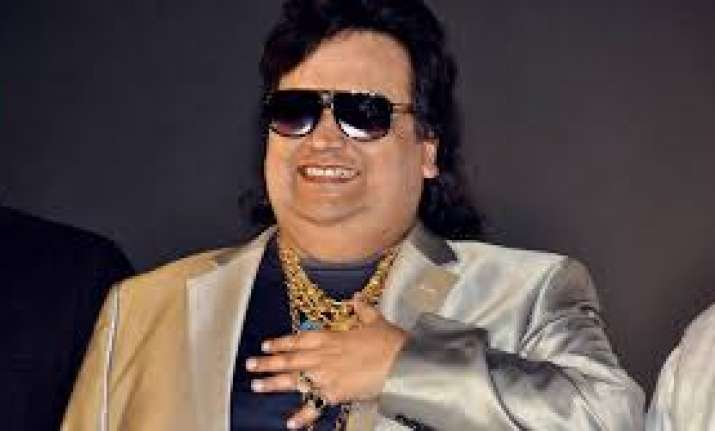 Bappi Lahiri feted by London's World Book of Records for