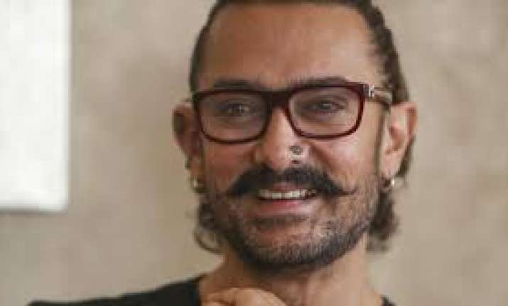 Aamir Khan believes he's not a natural actor, here's why