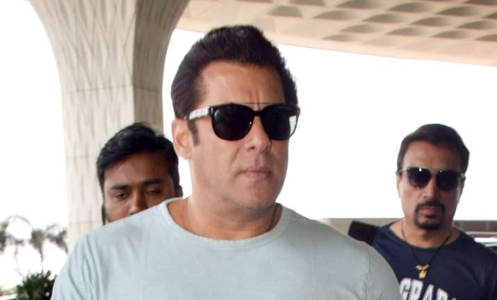 Salman Khan reaches Jodhpur for blackbuck poaching case