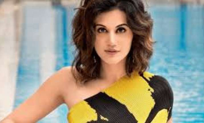 Taapsee Pannu to feature in short film Nitishastra, read