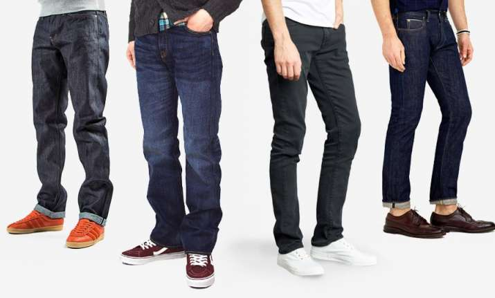 944bbf26 Summer tips: Pick perfect pair of jeans for your man | Fashion News ...