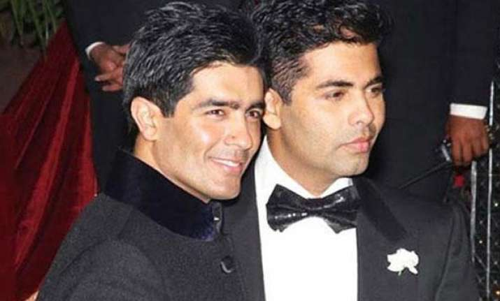 Manish Malhotra On Relationship Rumours With Karan Johar Hes Like