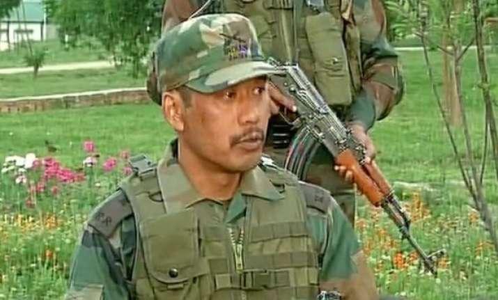 Major Nitin Gogoi