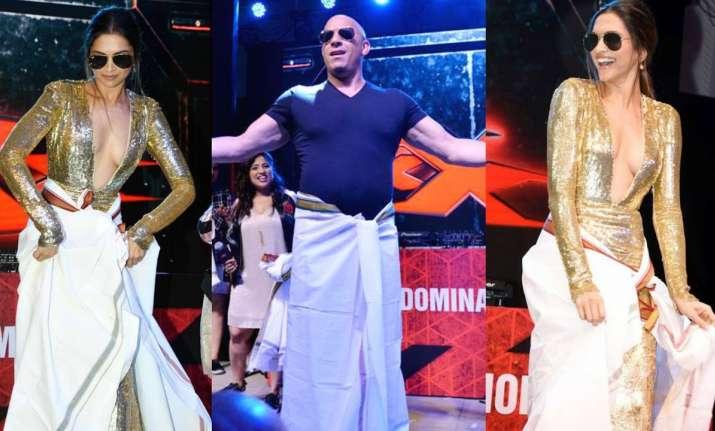 'xXx4' to end with Deepika Padukone's 'lungi' dance? Check