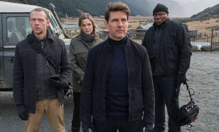 Mission Impossible: Fallout: Tom Cruise starrer to
