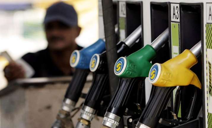 Petrol prices may ease in view of declining crude prices