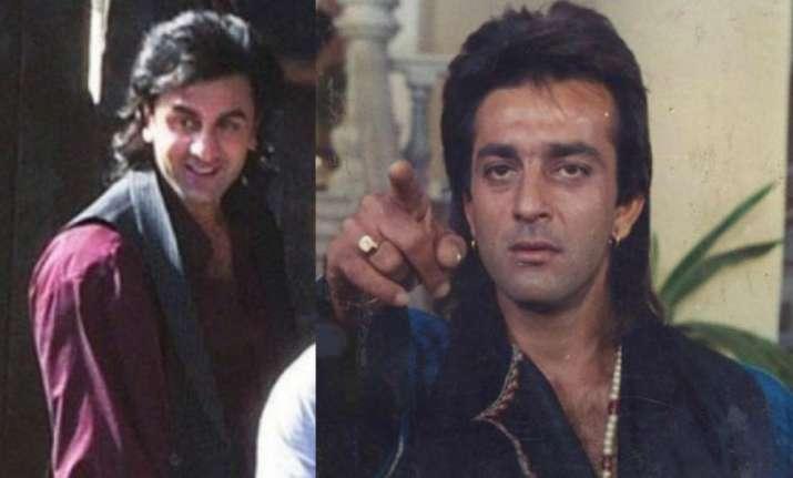 Sanju: Ranbir Kapoor aces Sanju Dutt's expression in this