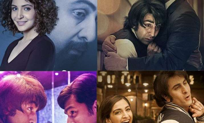 5 noteworthy moments from Sanju trailer