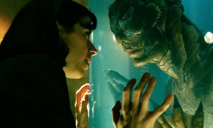 Golden Trailer Awards 2018: The Shape of Water Black