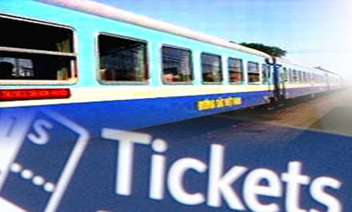 Image result for train ticket book