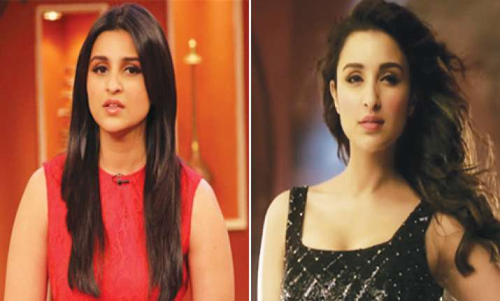 Parineeti Chopra opens up on drastic weight loss