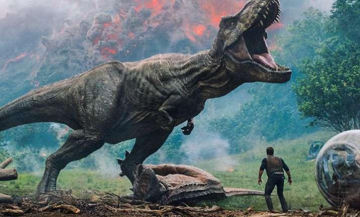 Jurassic World:FallenKingdom slays Indian Box Office: