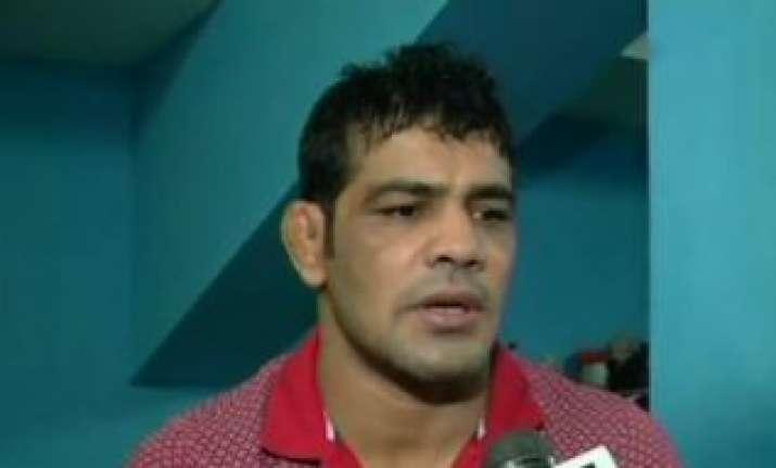 WrestlerSushil Kumar