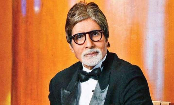 Amitabh Bachchan to star in Sairat director Nagraj