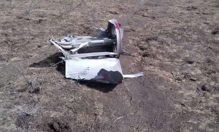 Gujarat: Indian Air Force's Jaguar aircraft crashes in