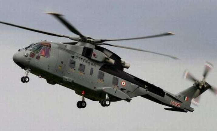 AgustaWestland helicopter- Representational Pic