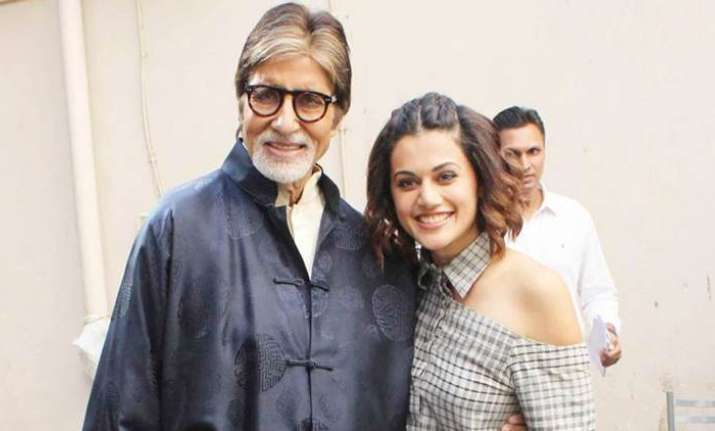 Badla: Taapsee Pannu reveals her powerful role in the