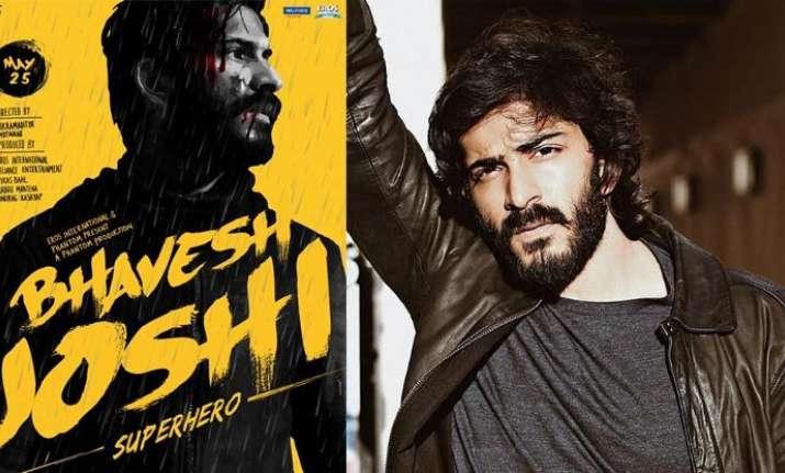 Bhavesh Joshi Superhero actor Harshvardhan Kapoor