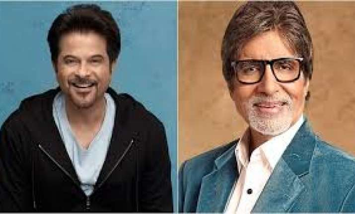 Race 3 actor Anil Kapoor: Replacing Amitabh Bachchan an