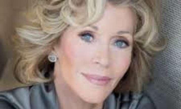 Jane Fonda to behonouredwith Lifetime Achievement Award