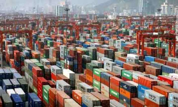 India's year-on-year exports up 20.18% in May