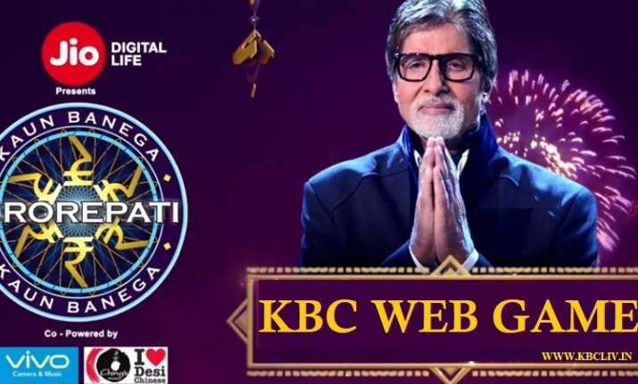 JIO KBC Play Along is an application on Jio app which will