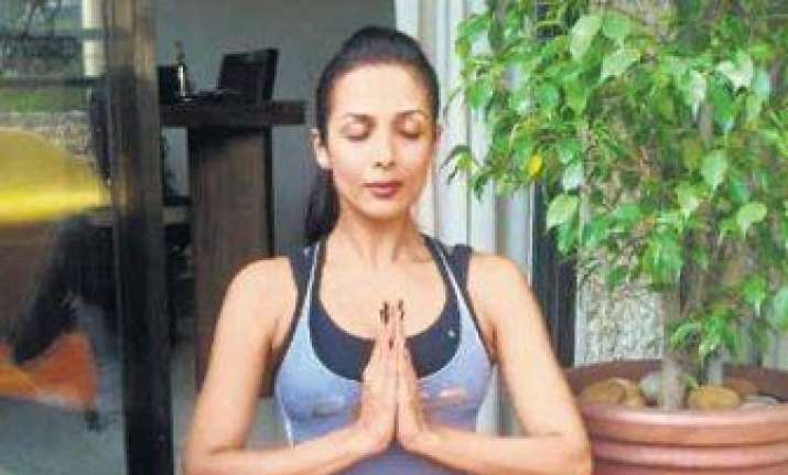 Here's how Malaika Arora is prepping up for International