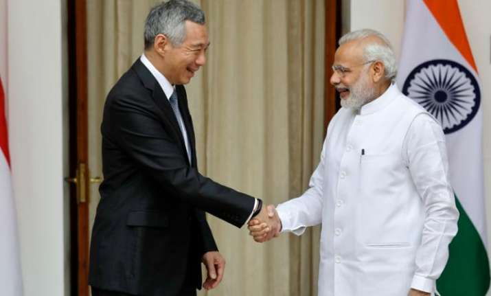 Modi and Loong have agreed to deepen defence and economic