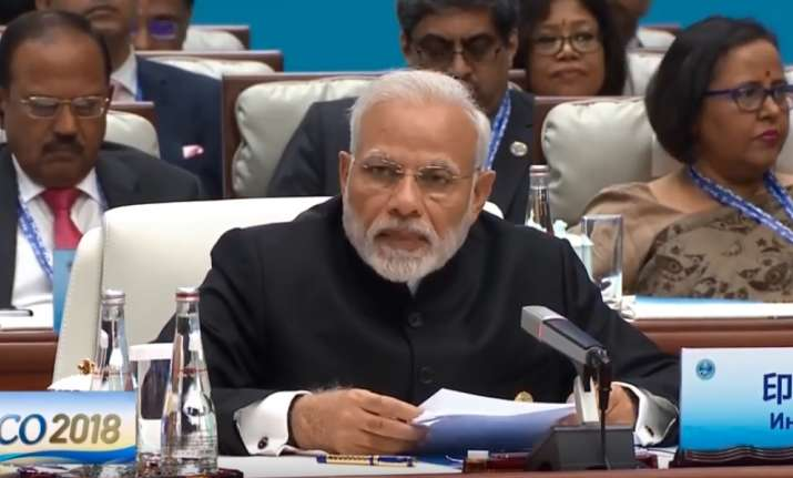 PM Modi wishes the world for regional peace and prosperity