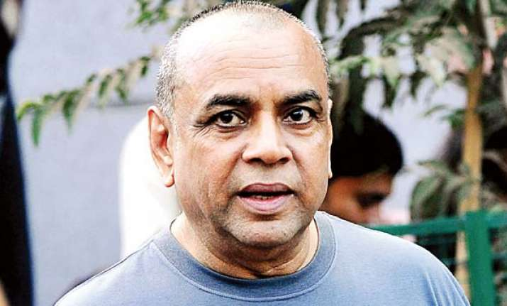 Paresh Rawal will next be seen in Sanju