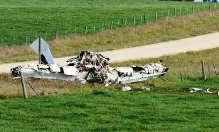 Representational Image of a Plane Crash