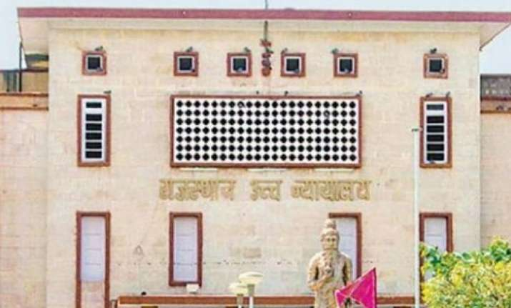 Rajasthan HC to hear a case on bungalows for ex-CMson Jul